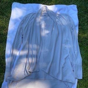 Athleta long sleeve cardigan